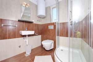 Apartments Vila Moli, Apartments  Bibinje - big - 10