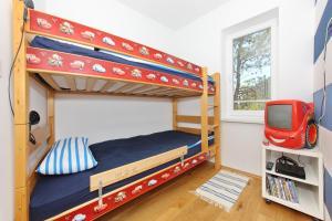 Apartments Vila Moli, Apartments  Bibinje - big - 9