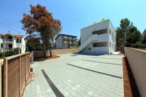 Apartments Vila Moli, Apartments  Bibinje - big - 21