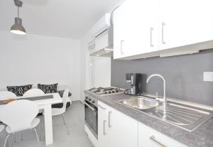 Apartments Vila Moli, Apartments  Bibinje - big - 32