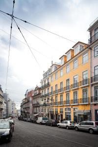 Lisbon Rentals Chiado, Apartments  Lisbon - big - 103