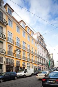 Lisbon Rentals Chiado, Apartments  Lisbon - big - 102