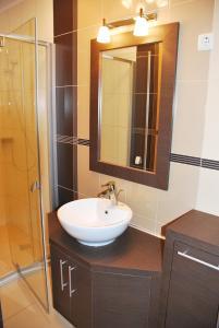 Albatrosz Apartman, Appartamenti  Gyula - big - 18