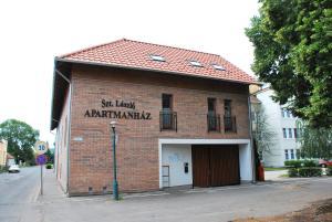 Albatrosz Apartman, Appartamenti  Gyula - big - 6
