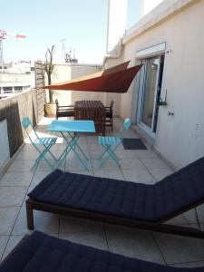Colombet Stay's - Rue Durand, Apartments  Montpellier - big - 33