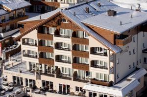 Alpen-Herz Romantik & Spa - Adults Only, Szállodák  Ladis - big - 90