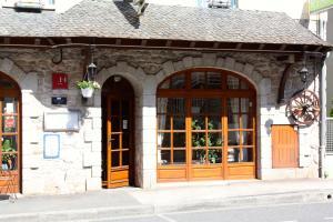 Hotel Restaurant Des Deux Vallees