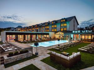 Land & Golf Hotel Stromberg, Hotely  Stromberg - big - 9
