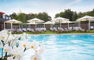 Land & Golf Hotel Stromberg, Hotely  Stromberg - big - 10