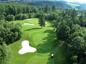 Land & Golf Hotel Stromberg, Hotely  Stromberg - big - 21