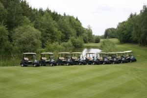 Land & Golf Hotel Stromberg, Hotely  Stromberg - big - 24