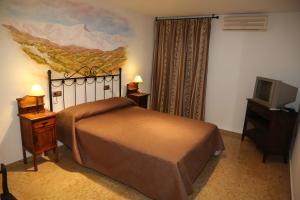 Hotel Puerta Nazarí, Hotel  Órgiva - big - 22
