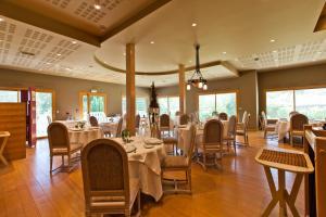Hotel-restaurant Les Caudalies