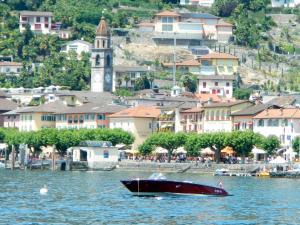 Albergo Carcani, Hotely  Ascona - big - 21