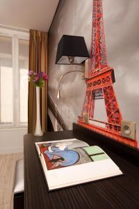 Hôtel Eden Opéra, Hotely  Paříž - big - 19