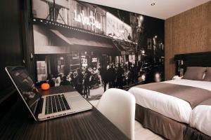 Hôtel Eden Opéra, Hotely  Paříž - big - 12