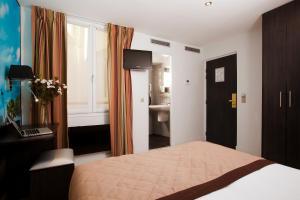 Hôtel Eden Opéra, Szállodák  Párizs - big - 7