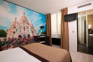Hôtel Eden Opéra, Hotely  Paříž - big - 25