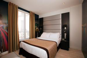 Hôtel Eden Opéra, Hotely  Paříž - big - 22