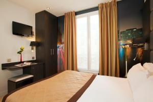 Hôtel Eden Opéra, Szállodák  Párizs - big - 27