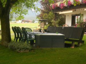 Gästehaus Gapp, Фермерские дома  Wildermieming - big - 21