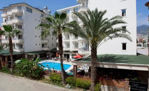 Remi Hotel, Отели  Алания - big - 10