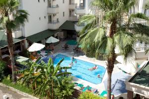 Remi Hotel, Hotel  Alanya - big - 16