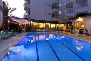 Remi Hotel, Hotely  Alanya - big - 11