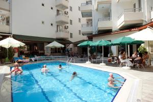 Remi Hotel, Hotely  Alanya - big - 13