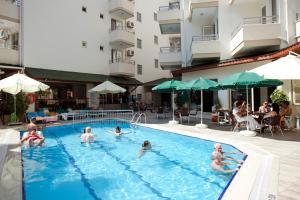 Remi Hotel, Отели  Алания - big - 13