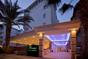 Remi Hotel, Hotely  Alanya - big - 14