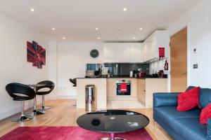 Camstay Riverside, Apartmány  Cambridge - big - 1