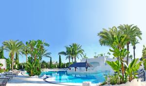 Hotel Suites Albayzin Del Mar, Отели  Альмуньекар - big - 13