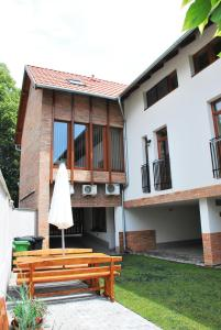 Albatrosz Apartman, Appartamenti  Gyula - big - 4