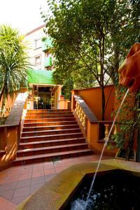 Privilège Hôtel Mermoz, Отели  Тулуза - big - 22