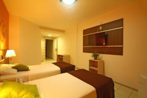 Hotel Recanto Wirapuru, Hotels  Fortaleza - big - 12