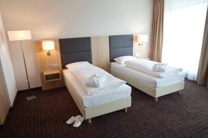 Best Western Plus Hotel LanzCarré, Hotels  Mannheim - big - 8