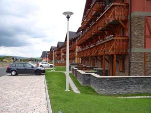 Apartmán pod Tatrami G 403, Apartmanok  Kakaslomnic - big - 29