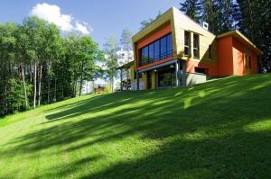 Reinis, Ferienparks  Turaida - big - 54