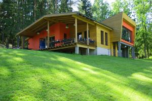 Reinis, Ferienparks  Turaida - big - 53
