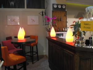 Les Capucins, Hotels  Avallon - big - 34