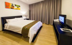 Luxfort 118 Service Suites, Ferienwohnungen  Tanjung Bungah - big - 3