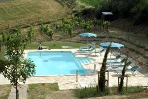 Ca' Lupino, Farmházak  Urbino - big - 25