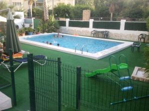 Apartamentos Ocaña, Apartments  Cala de Finestrat - big - 27