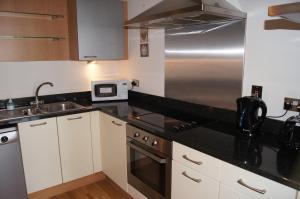 Gasworks - Luxury Apartments, Apartmanok  Dublin - big - 14