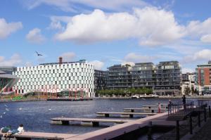 Gasworks - Luxury Apartments, Apartmanok  Dublin - big - 3