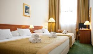 Hotel Globo, Отели  Сплит - big - 15