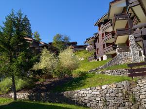 Résidence Maeva Planchamp et Mottet, Apartmánové hotely  Valmorel - big - 21