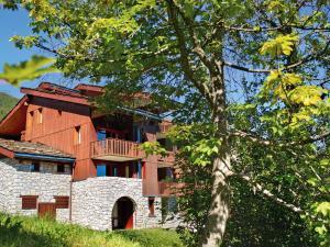 Résidence Maeva Planchamp et Mottet, Apartmánové hotely  Valmorel - big - 18