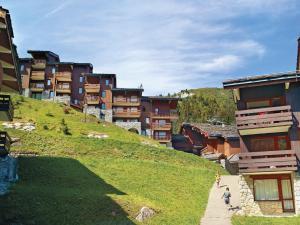 Résidence Maeva Planchamp et Mottet, Apartmánové hotely  Valmorel - big - 19